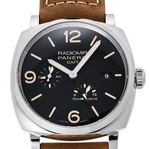 Panerai Radiomir 1940 3 Days GMT Power Reserve Auto Men Watch...