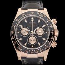 Rolex Daytona 18k Rose Gold Gents 116515LN