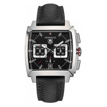 TAG Heuer Monaco 40.5mm Chrono Date Automatic Mens Watch Ref...