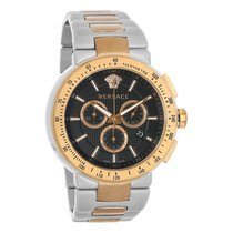 Versace Mystique Sport  Mens Swiss Chronograph Quartz Watch...