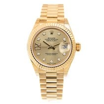 勞力士 (Rolex) Lady Datejust Gold Gold Automatic 279178GCHIXDIA
