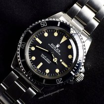 Rolex 5513 Submariner Pre-COMEX Unpolished Case