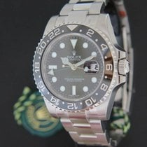 Rolex Oyster Perpetual GMT Master II NEW 116710LN