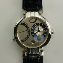 Harry Winston Premier Excenter 18k Moonphase New Price