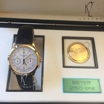パテック・フィリップ (Patek Philippe) Chronograph - Beyer dial - Ltd...