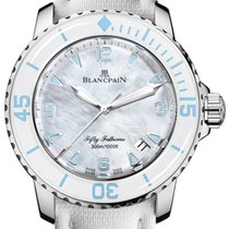 Blancpain Fifty Fathoms Automatic 5015a-1144-52a