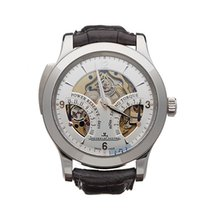 Jaeger-LeCoultre Master Minute Repeater Platinum Gents...