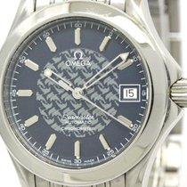 Omega Polished Omega Seamaster 120m Jacques Mayol Automatic...