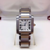Cartier Tank Francaise W51005Q4 - Box & Papers 2005