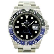 ロレックス (Rolex) GMT-Master II BATMAN 116710BLNR