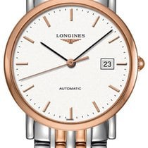 Longines Elegant Automatic 34.5mm L4.809.5.12.7