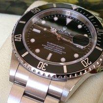 Rolex SUBMARINER ST REF 16610 ++B & P++ V-Serie++WIE NEU