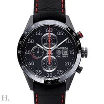 TAG Heuer Carrera Calibre 1887 Automatik Chronograph 43mm