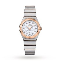 Omega Constellation Ladies Watch 123.20.27.60.55.001