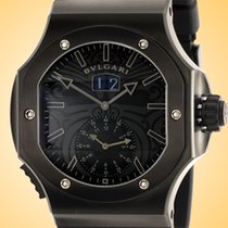 "Bulgari Endurer Collection Chronospirit ""All Blacks"""