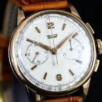 Τισό (Tissot) Vintage chronograph 18 kt rose gold - Men -...