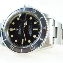 Rolex Red Submariner date 1680 B&P Mark V BEYELER 1974