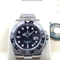 Rolex 116710LN Black GMT Master II Ceramic Bezel [NEW]