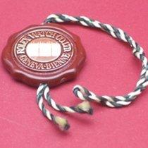 Rolex Chronometer-Siegel rot dunkle Kordel mit Buchstaben...