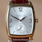 H.Moser & Cie. Henry Double Hairspring Rose Gold 324.607-004