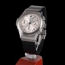 Hublot Elegant Chronograph Steel Automatic