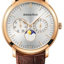 Audemars Piguet Jules Audemars Moonphase Calendar 26385or.oo.a...