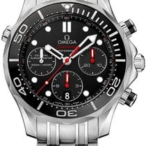 Omega Seamaster 300m Diver Co-Axial Chronograph 42mm 212.30.42...