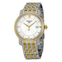 Tissot Men's T0974102203800 T-Classic Bridgeport Watch