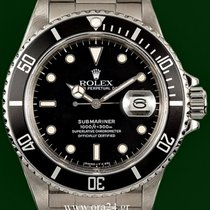 Ρολεξ (Rolex) Submariner 16800  Date 40mm Stainless Steel 300m