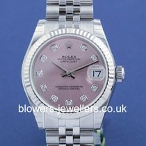 Rolex Oyster Perpetual Datejust 31 Mid-size 178274