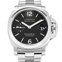 Panerai Luminor Marina Automatic Stainless Steel Men`s Watch