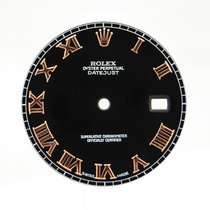Rolex Datejust II Zifferblatt 126301 - 126331,  schwarz