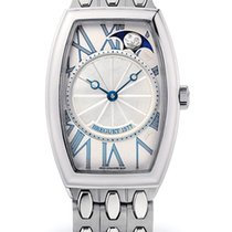 Breguet Brequet Héritage 3661 18K White Gold Ladies Watch