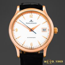 Jaeger-LeCoultre Master Control  1000 Hours  37mm 18K Rose...