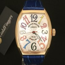 Franck Muller Crazy Hours Color Dreams ref.7851
