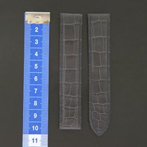Cartier Crocodile Leather Strap 19 mm