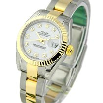 Rolex Unworn 179173 Datejust 2-Tone in Steel with Yellow Gold...
