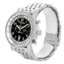 Breitling Navitimer Montbrillant Steel Special Edition Watch...