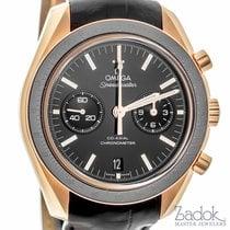 Omega Speedmaster Moonwatch Chronograph 18K Rose Gold 9301 Ref...