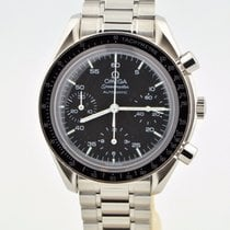 Omega Speedmaster Reduced Chronograph Automatic Black 175.0032...