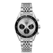 TAG Heuer Autavia Automatic Stainless Steel Silver Dial Mens...
