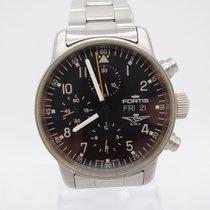 Fortis Automatik Flieger Chronograph