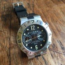 Bulgari - Scuba chronograph - SCB38S - Men´s - 2000–2010