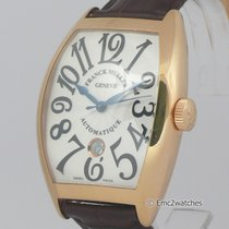Franck Muller Cintree Curvex 8880 Pink Gold