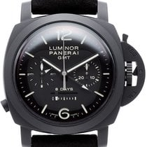 Panerai Luminor 1950 Chrono Monopulsante 8 Days GMT Ceramica -...