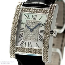 Chopard H Your Hour Ref-173451-1022 18k White Gold Diamond...