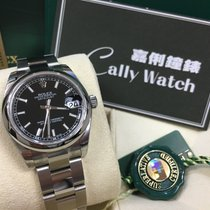 Rolex Cally - 178240 31mm Datejust Black Stick Dial [NEW]