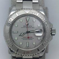 勞力士 (Rolex) 16622 Yacht Master Platinum Bezel Platinum Dial
