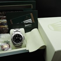 勞力士 (Rolex) EXPLORER 2 16570 Black Dial Full Set [N E W]