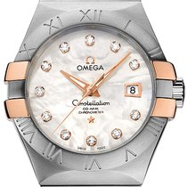 Omega Constellation Co-Axial Automatic 31mm 123.20.31.20.55.003